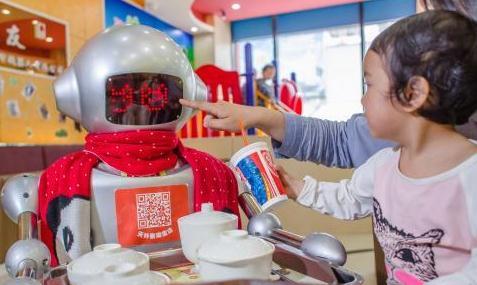 机器人店主的O2O尝试:开出餐厅后销量猛增六成