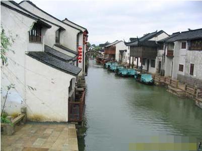 山塘街旅游风景区